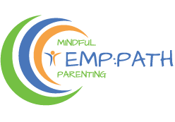 Mindfulness in Parenting Logo
